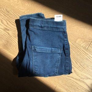Top shop high waisted Joni jeans